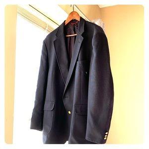 5 /$25!! Jos A Bank navy sport coat